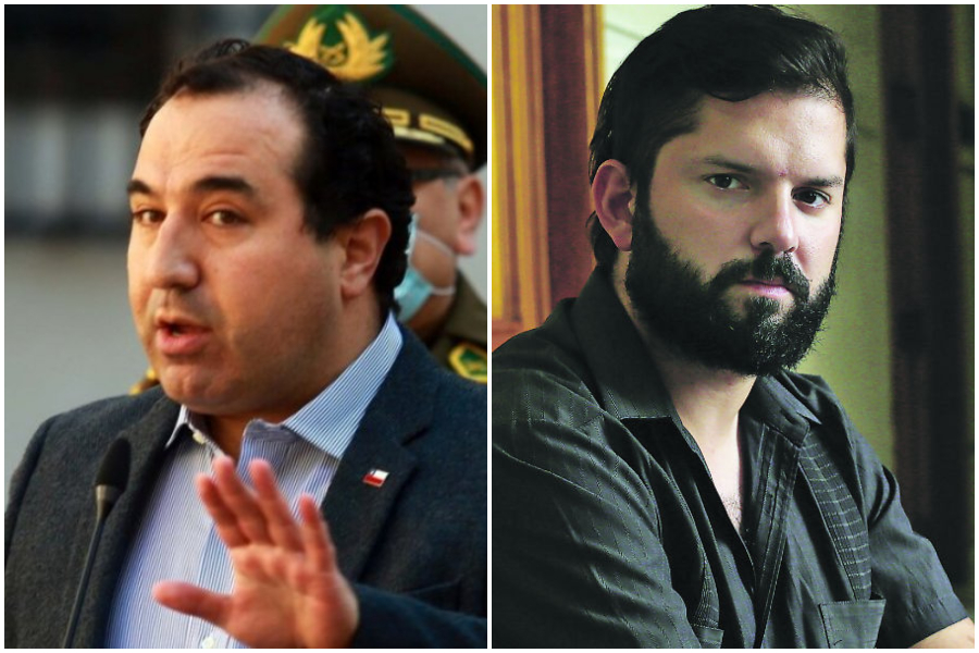 Gabriel Boric tras 18-O y declaraciones  Subsecretario Juan Francisco Galli